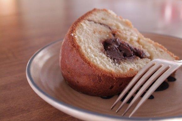Chocolate Cherry Pound Cake | Baking | Pinterest