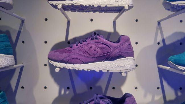 Sneakers women - Saucony Shadow 6000 Easter Hunt Purple