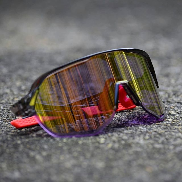 f6373d282a 100% S2 in Translucent Crystal Smoke-Purple. In stock now.  sunglasses   cycling  ride100percent  cyclinglife