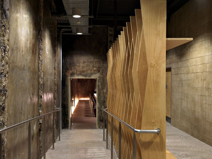Yalumba Signature Cellars by Grieve Gillett Andersen Architects, Adelaide South Australia Photo: Grant Hancock