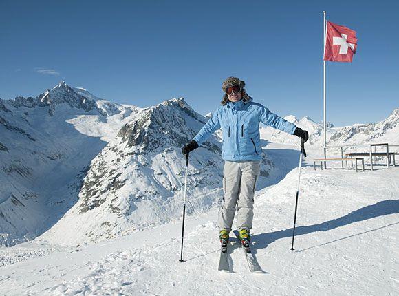 Consejos para practicar deportes de invierno  #deporte #esquí #salud #invierno