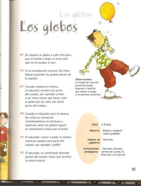 Juegos De Musica Y Expresion Corporal Kinder Musica Juegos De
