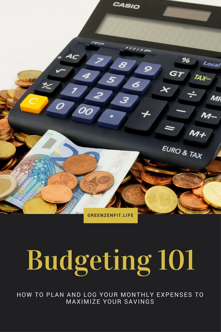 Budgeting 101. How to organize and plan your expenses every month to maximise your savings and reduce debt. At the beginning our your personal finances journey? Start here.