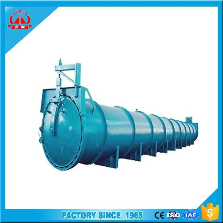 Autoclave for Brick Production Line Autoclaved Aerated Concrete