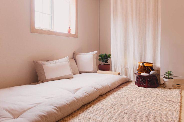Image result for korean floor mattress                              …