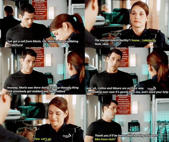 60 Best Rookie Blue Images On Pinterest