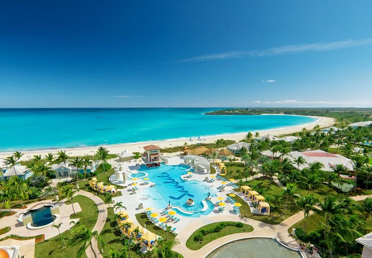 Luxury Bahamas Resort & Hotel: All Inclusive Bahamas Vacations - Sandals Emerald Bay Resort in Great Exuma