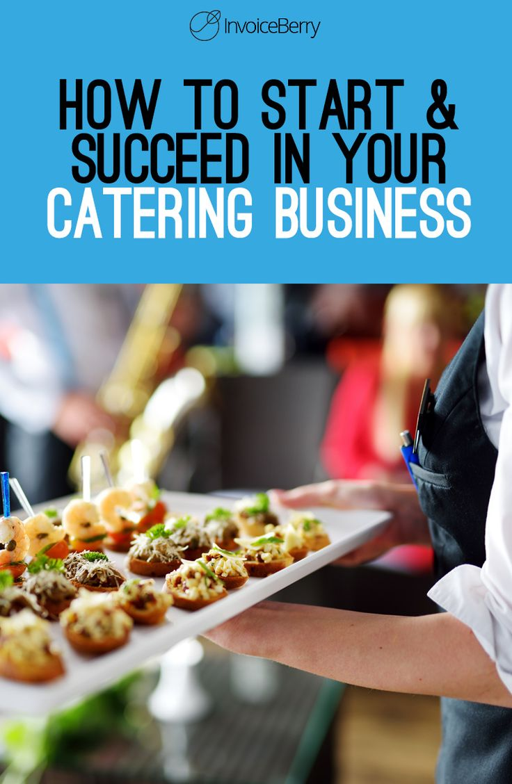 25+ great ideas about Catering business on Pinterest