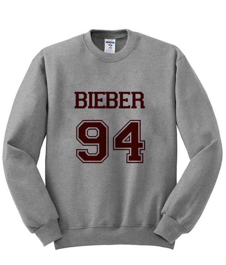 Justin Bieber Shirt Bieber 94 sweatshirt