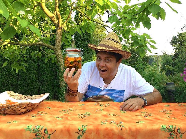 Tip pro zdraví od Majkla: jak si jednoduše vyrobit Bylinný olej z Měsíče...