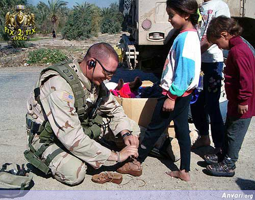 US Army Soldier 26 - The Bright Side of US Army Soldiers