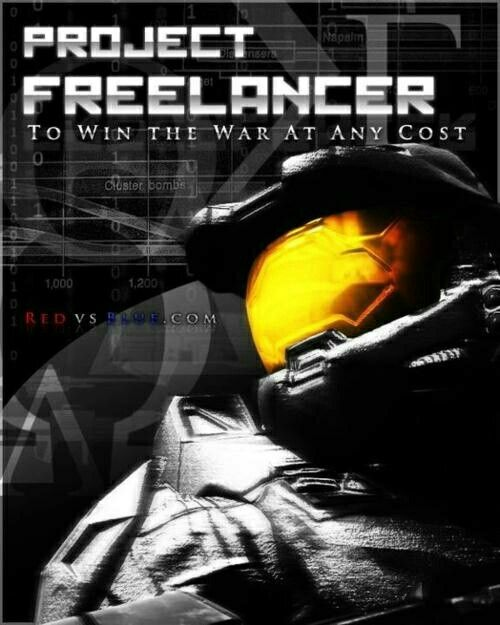 Someone needs to make a Project Freelancer cut of Red vs. Blue