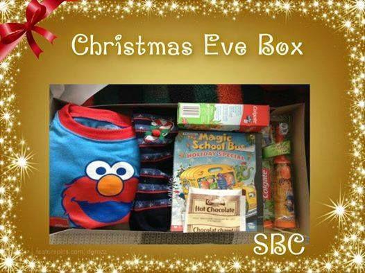 Surprising 1000 Images About Christmas Eve Box Ideas On Pinterest Easy Diy Christmas Decorations Tissureus