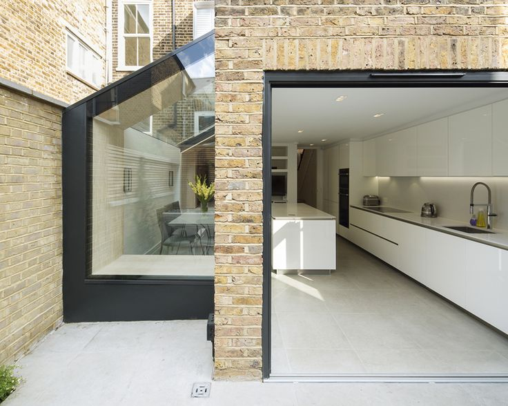 The Lined Extension by Yard Architects, London