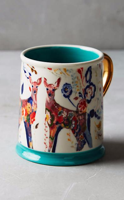 Mooreland Mug #anthrofave I want all these mugs!!!!