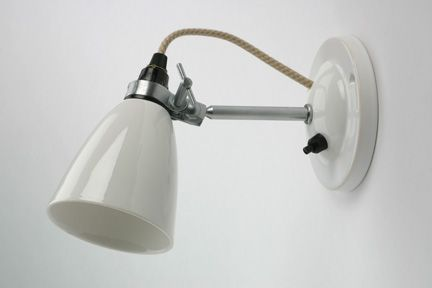Contemporary Switched Wall Lights : 61 best images about Lighting on Pinterest Manhattan, Classic and Ceramic wall lights