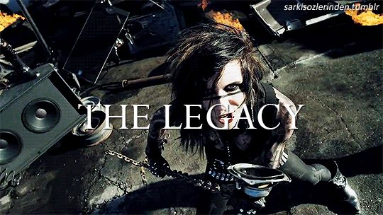 Andy - The Legacy