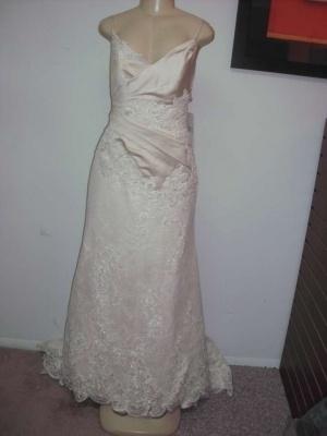 Anjolique Wedding Dress $719
