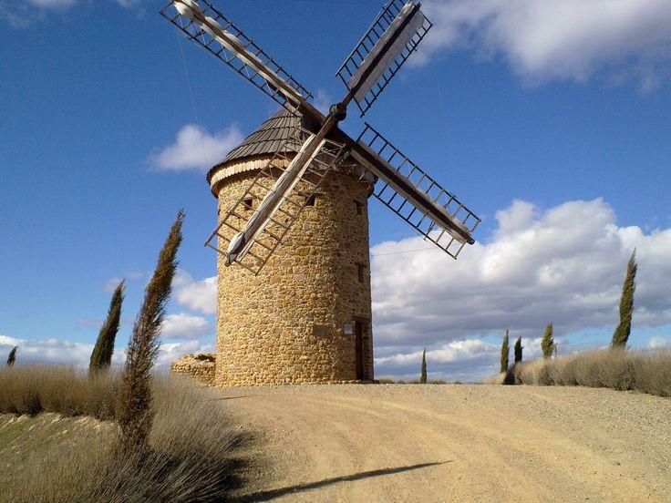 Molinos de viento La Rioja ARGENTINA