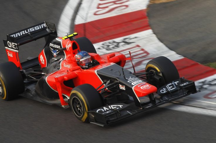 2012 Marussia MR01 - Cosworth (Charles Pic)