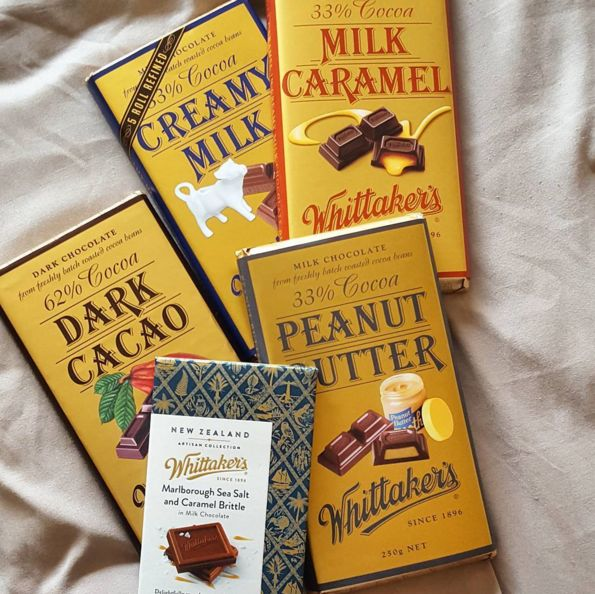 Whittaker's chocolate. | 17 New Zealand Foods Americans Will Never Get To Enjoy
