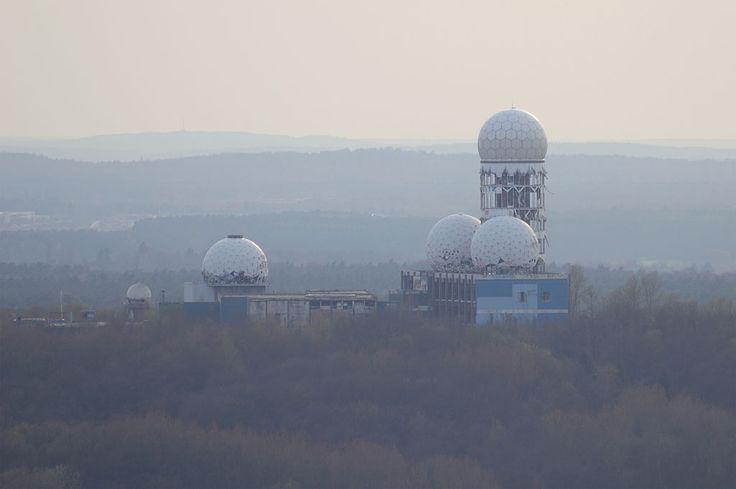 Funkturm Berlin View 13 - Grunewald (forest) - Wikipedia, the free encyclopedia