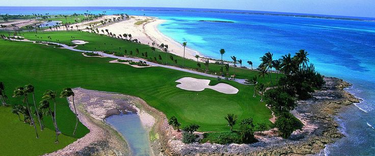 Bahamas Golf Course - One Ocean Club I played here a great course #OneOceanClub #GolfCaribbean #Bahamasgolf