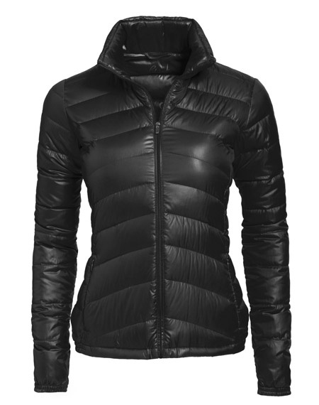 Leather jacket danier
