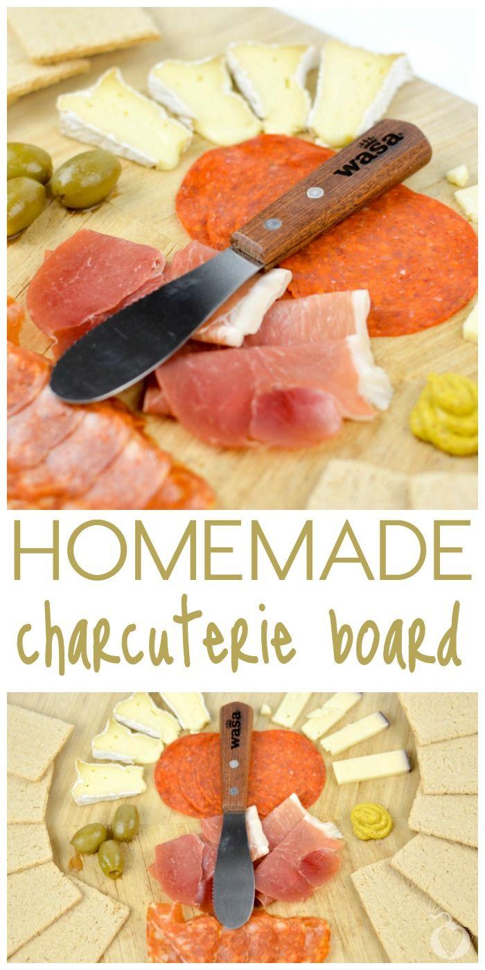 Blue apron jobs bayonne - Homemade Charcuterie Board