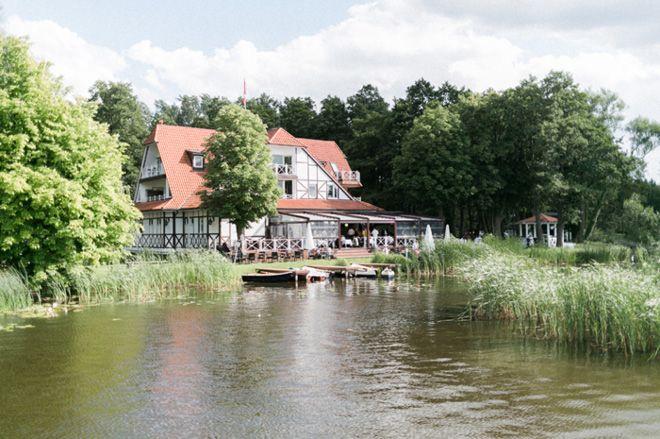 - Grüne Hochzeit - Seelodge Kremmen