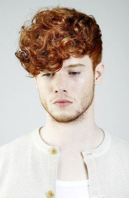 Groovy 1000 Images About Curly Androgynous Styles On Pinterest Men Short Hairstyles Gunalazisus