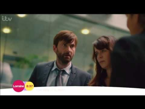 VIDEO: Broadchurch Episode 8 Preview Clip With David Tennant