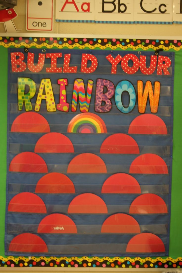 Add rainbow colors each time a child is caught being good. At the end of the week if the child earns all the colors, they get a prize. Great for PBIS positive reinforcement.: Positive Reinforcement, Idea, Positive Behavior, Rainbows Colors, Behavior Charts, Treasure Boxes, Behavior Management, Kindergarten, Classroom Management