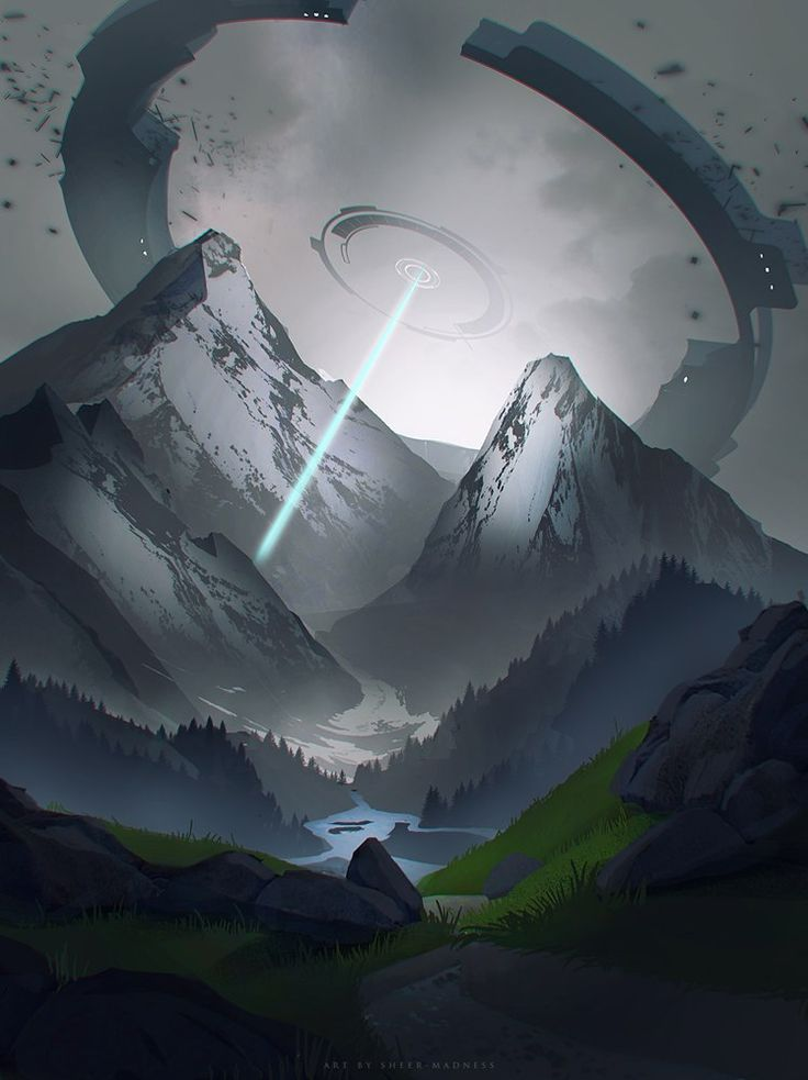 Orbital station, possibly a mining laser or maybe even a bombardment, #scifi #spaceopera inspiration
