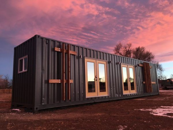 Build Shipping Container Home 1126 best container building project images on pinterest