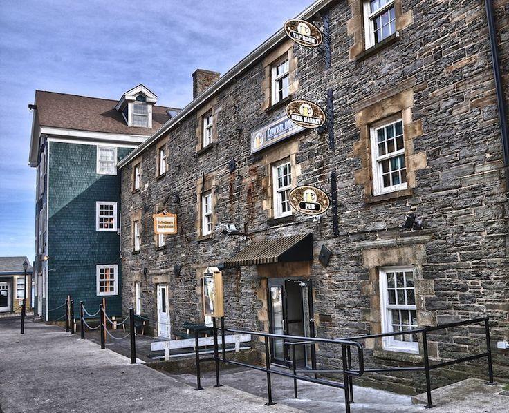 Restaurant, Bar - The Lower Deck - Halifax, Ns