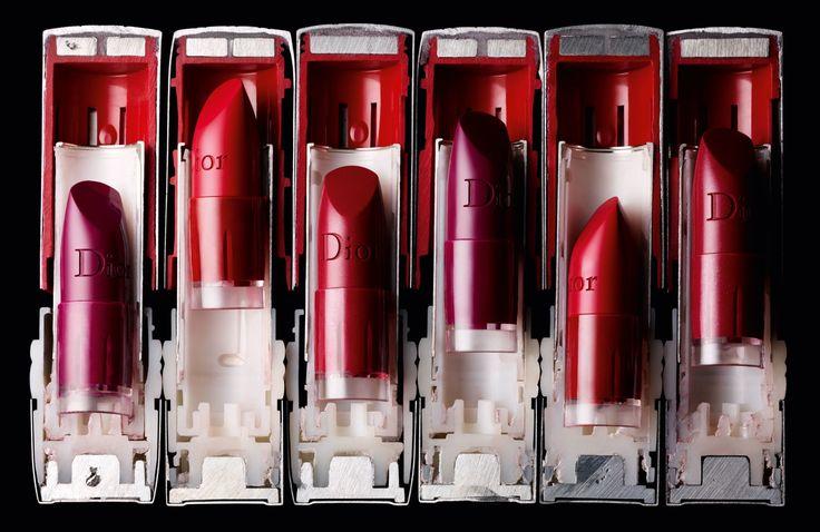 Doorzichtige lipstick verpakking