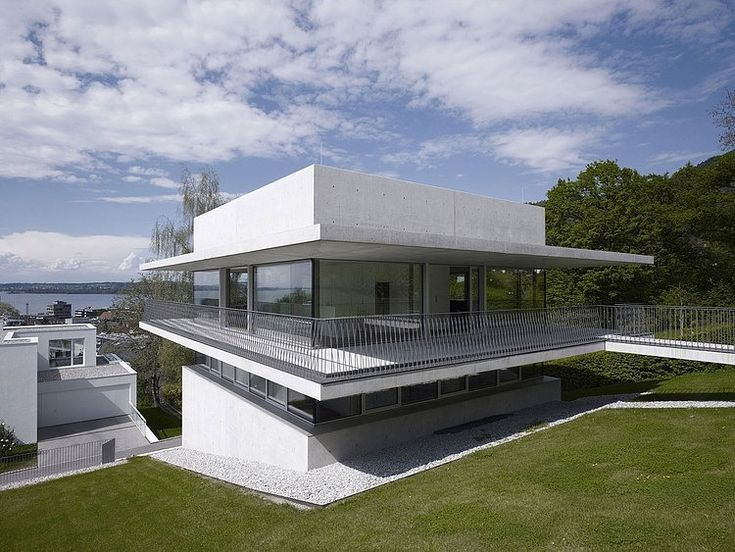 Lake House by Marte.Marte Architekten