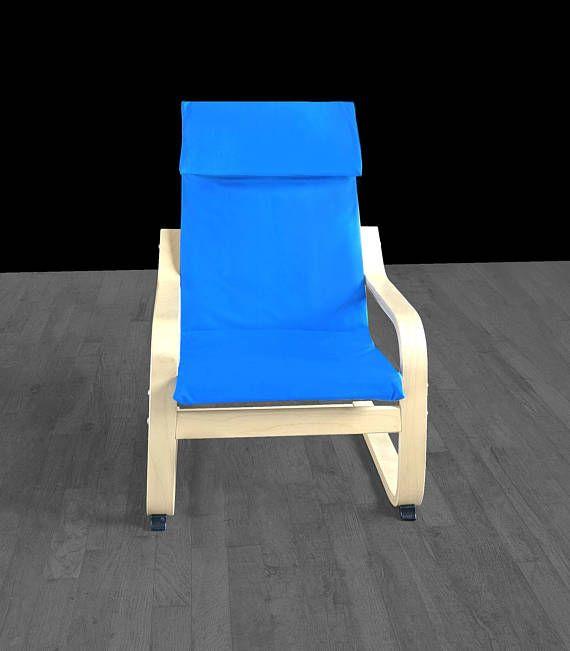 Ikea Kids Poang Seat Cover