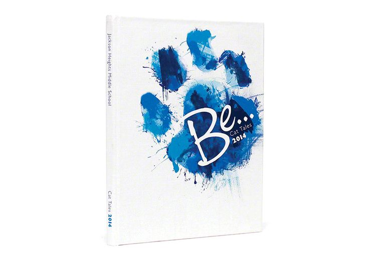 middle school covers 2014 yearbook discoveries - Yearbook Design Ideas