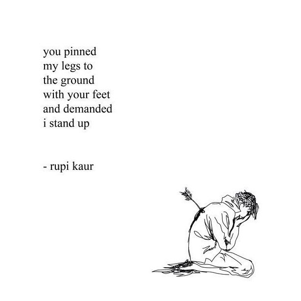 pin by meredith a carpenter on rupi kaur