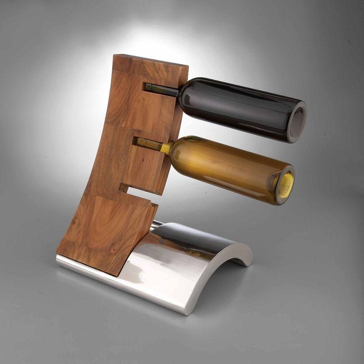 wine rack designed by neil cohen