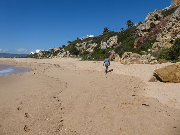 The sandy beaches of the Costa de la Luz are just a short drive away