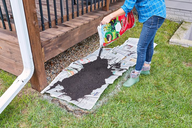 Yes You Can Build A Flowerbed Without Digging Flower 400 x 300