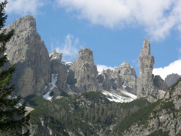 Dolomiti Friulane, Italy