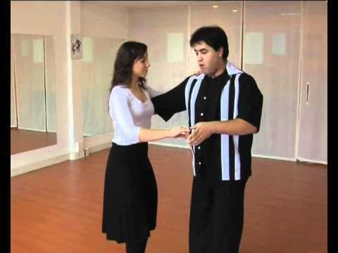 Como bailar swing - YouTube