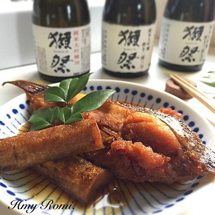 Romiさんの子持ちカレイの煮付け #snapdish #foodstagram #instafood #food #homemade #cooking #japan #japanesefood #料理 #手料理 #ごはん #おうちごはん #テーブルコーディネート #器 #お洒落 #和食 #ていねいな暮らし #暮らし #ばんごはん #おつまみ #うちバル https://snapdish.co/d/mXCKXa