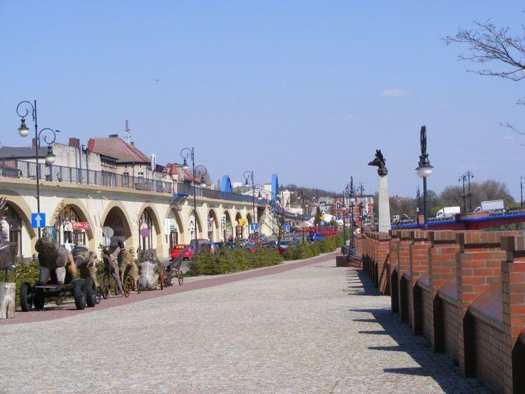Bulwar Nadwarciański w Gorzowie