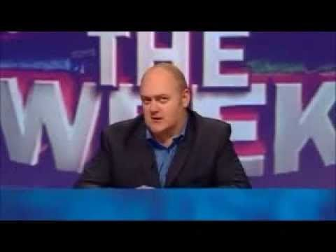 Harry Potter discussion on Mock the Week