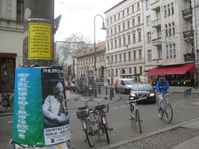 Filippos Pliatsikas, The Other Side of Greece, Berlin poster